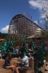 Opening day of Untamed in Walibi Holland on July 1st
